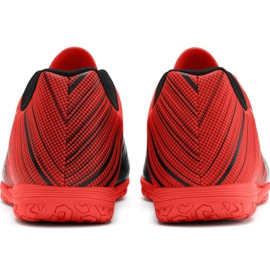 Football boots Puma One 5.4 It Jr 105654 01 red red 4