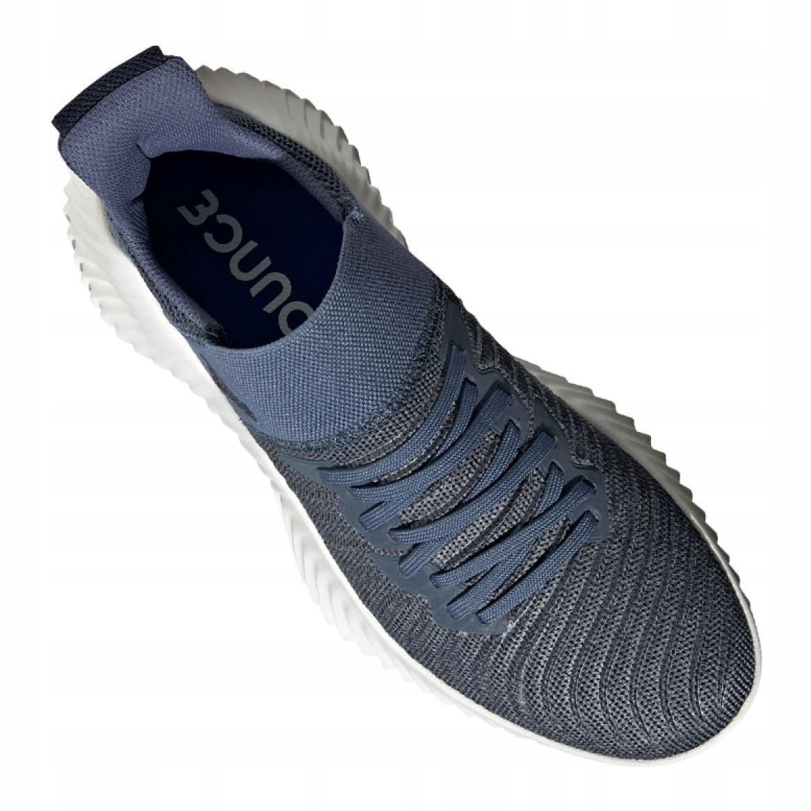 bas prix 4a98b 39cd1 Blue Running shoes adidas Alphabounce Trainer M CG6237