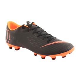 Nike Mercurial Vapor 12 Academy Fg M AH7375-081 Football Shoes black 1