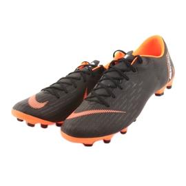 Nike Mercurial Vapor 12 Academy Fg M AH7375-081 Football Shoes black 3