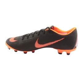 Nike Mercurial Vapor 12 Academy Fg M AH7375-081 Football Shoes black 2