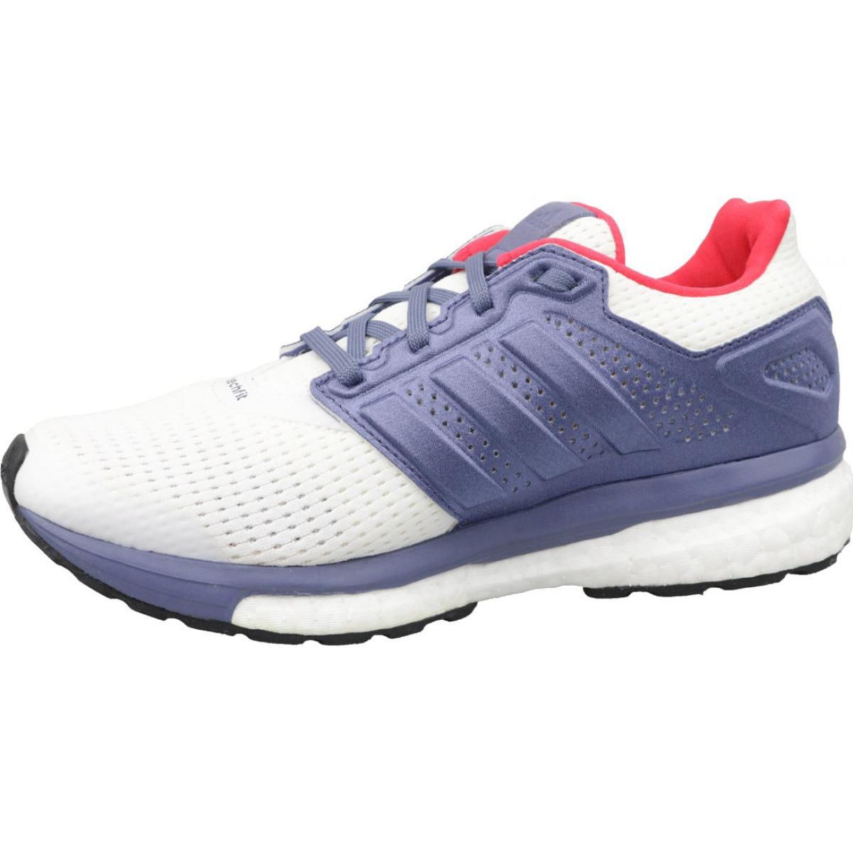 plus récent 08b20 3e945 White Shoes adidas Supernova Glide 8 W S80277