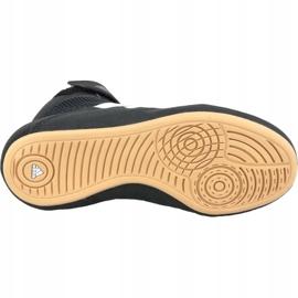 Shoes adidas Havoc K Jr AQ3327 black 3