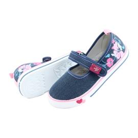 American Club Sneakers sneakers with Velcro TEN15 blue 4
