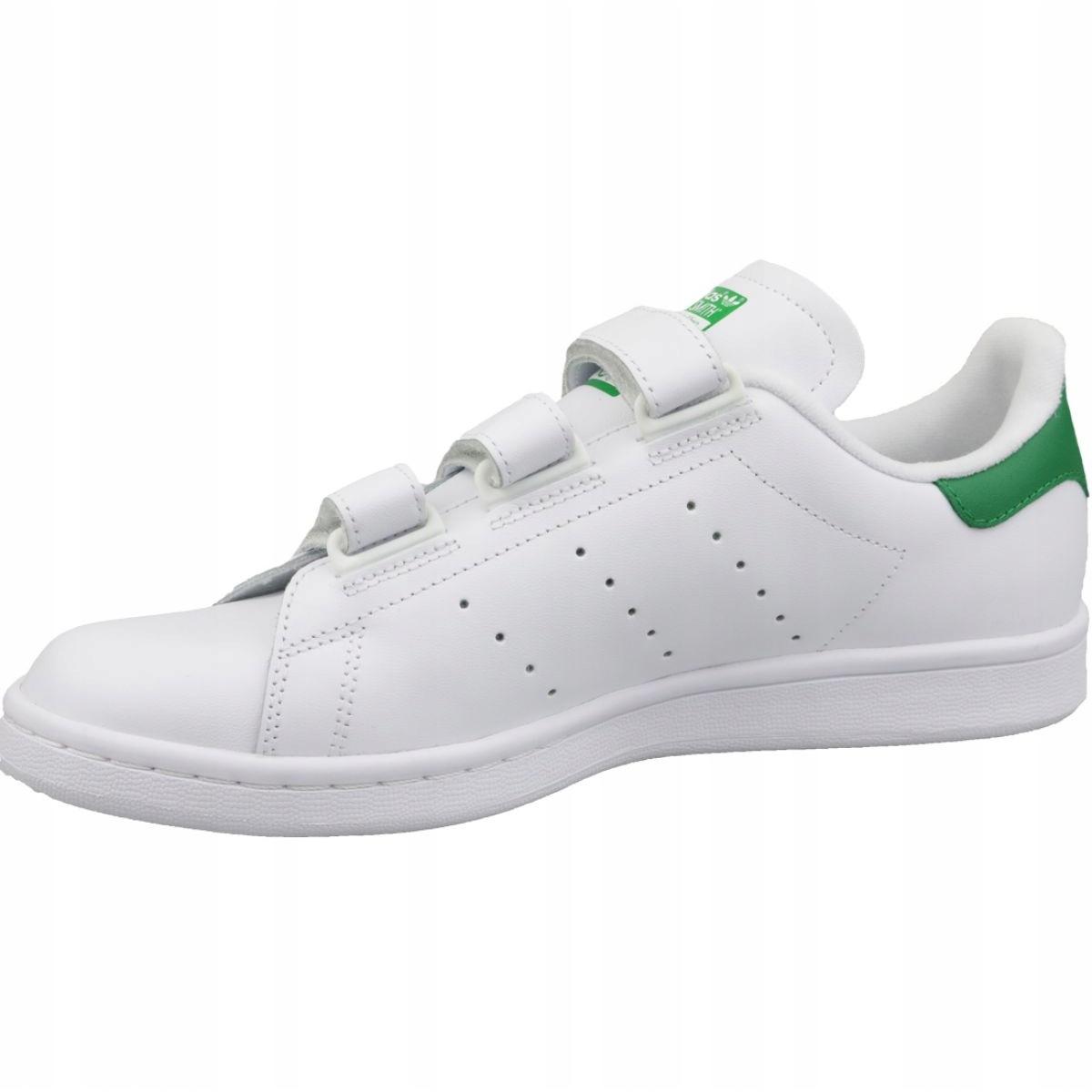 quality design 7d51e 1adf6 White Adidas Stan Smith Cf M S75187 shoes