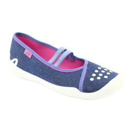 Befado children's shoes 116Y253 navy blue 2