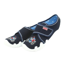 Befado children's shoes 273Y255 navy 3