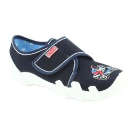 Befado children's shoes 273Y255 navy 1