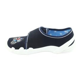 Befado children's shoes 273Y255 navy 2