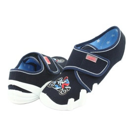 Befado children's shoes 273Y255 navy 4