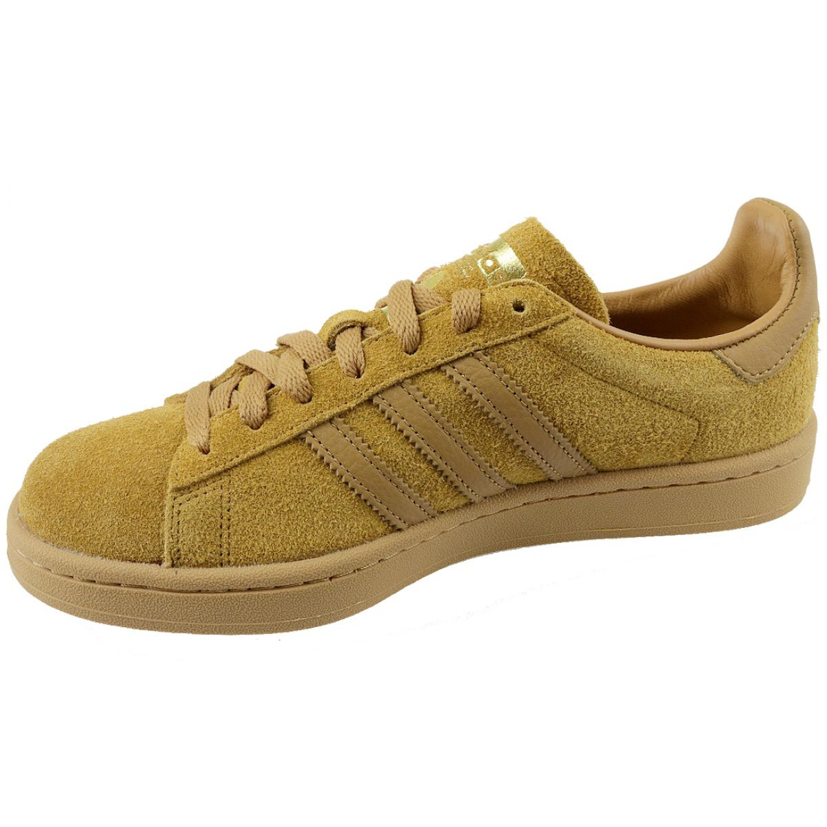 Adidas Campus M CQ2046 shoes brown - ButyModne.pl