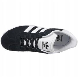 Adidas Gazelle Jr BB2502 shoes black 2