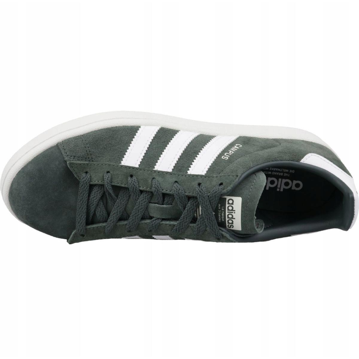 Adidas Campus M CM8445 shoes green