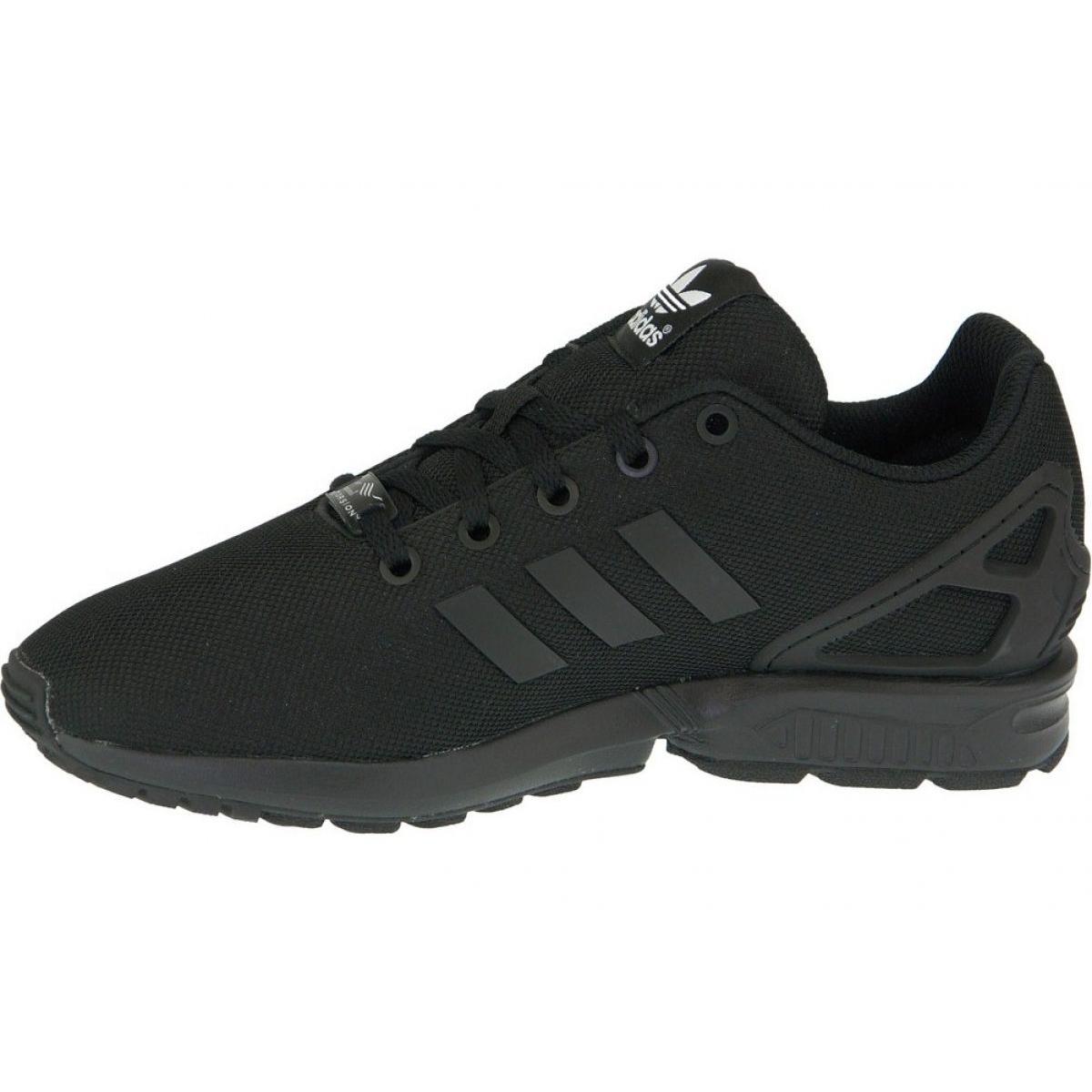 timeless design b4a89 4777f Black Adidas Zx Flux W S82695 shoes