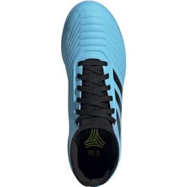 Football boots adidas Predator 19.3 In Jr G25807 blue 2