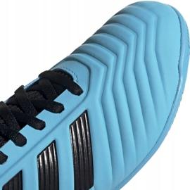 Football boots adidas Predator 19.3 In Jr G25807 blue 3