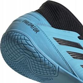 Football boots adidas Predator 19.3 In Jr G25807 blue 4