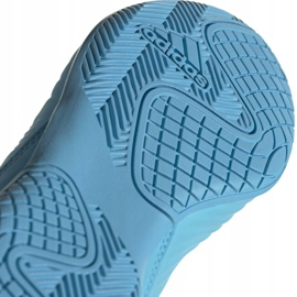 Football boots adidas Predator 19.3 In Jr G25807 blue 5