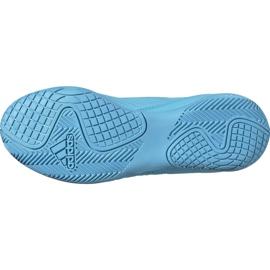 Football boots adidas Predator 19.3 In Jr G25807 blue 6
