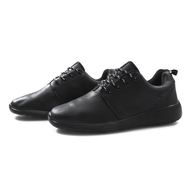 best service 6d91d ea6a4 Black sports shoes Roshe