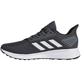 Running shoes adidas Duramo 9 M F34491 grey 1