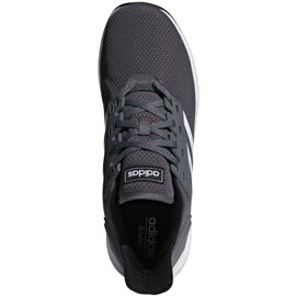 Running shoes adidas Duramo 9 M F34491 grey 2