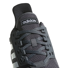 Running shoes adidas Duramo 9 M F34491 grey 3