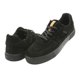 Black Big Star sneakers 174362 4