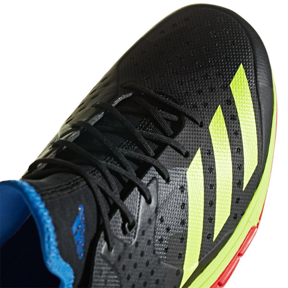 temperamento tapa radio  Adidas Counterblast Bounce M BD7408 handball shoes black multicolored -  ButyModne.pl
