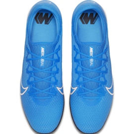 Football shoes Nike Mercurial Vapor 13 Pro Ic M AT8001 414 blue 1