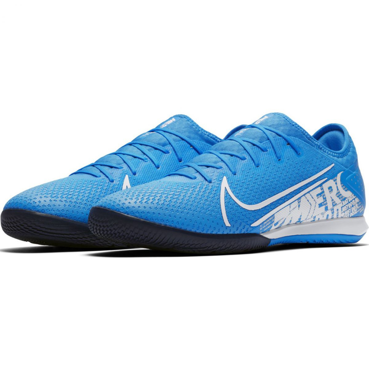 football boots nike blue