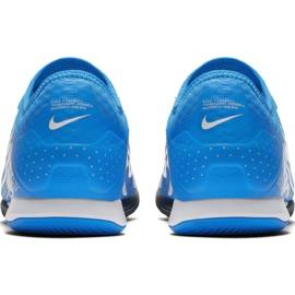Football shoes Nike Mercurial Vapor 13 Pro Ic M AT8001 414 blue 3