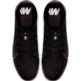 Football boots Nike Mercurial Vapor 13 Pro Ic M AT8001 001 black 1