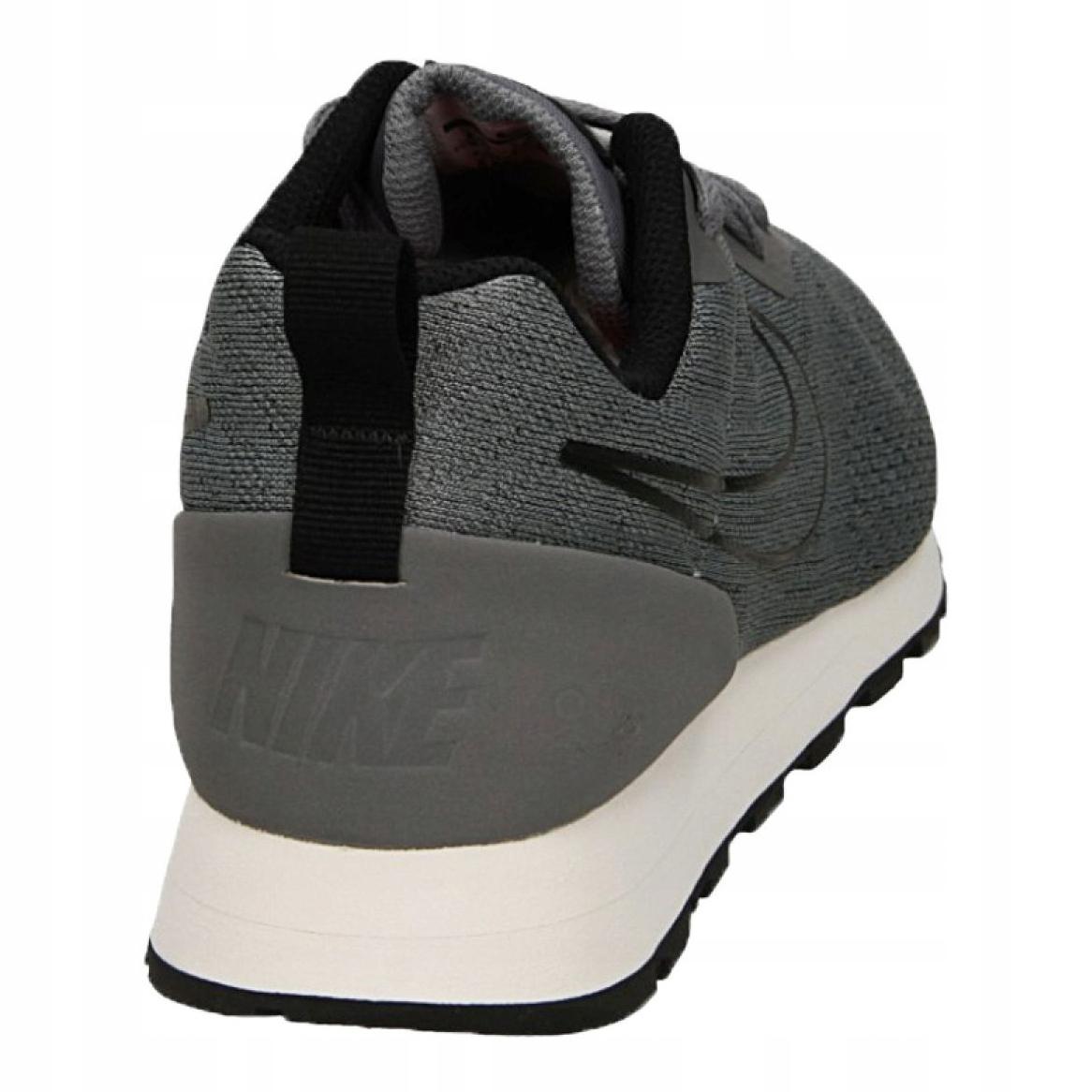 Nike Md Runner 2 Eng Mesh M 916774 001 shoes grey