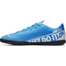 Football shoes Nike Mercurial Vapor 13 Club Ic M AT7997 414 blue 1