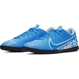 Football shoes Nike Mercurial Vapor 13 Club Ic M AT7997 414 blue 3