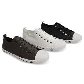 Classic Sneakers 9910 Black 1