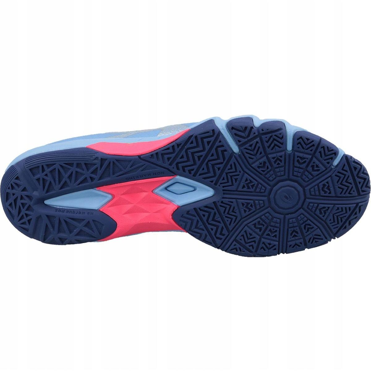 Shoes Gel 400 6 Asics W Squash R753n Blade dxCeWrBo