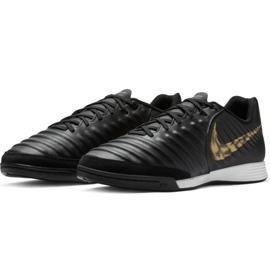 Indoor shoes Nike Tiempo Legend 7 Academy Ic M AH7244-077 black black 5