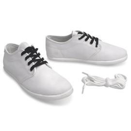 Men's sneakers 5307 White 1