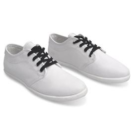 Men's sneakers 5307 White 3