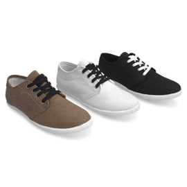 Men's sneakers 5307 White 4