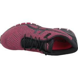 Running shoes Asics Gel-Quantum 360 Knit 2 M T8G3N-001 red 2