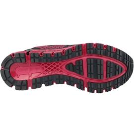 Running shoes Asics Gel-Quantum 360 Knit 2 M T8G3N-001 red 3