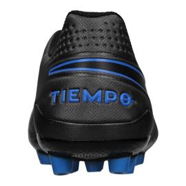 Nike Legend 8 Academy Ag M AT6012-004 football shoes black black 4