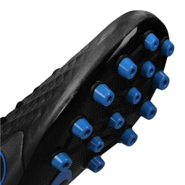 Nike Legend 8 Academy Ag M AT6012-004 football shoes black black 5