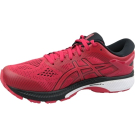 Asics Gel-Kayano 26 M 1011A541-600 running shoes red 1