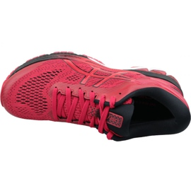 Asics Gel-Kayano 26 M 1011A541-600 running shoes red 2