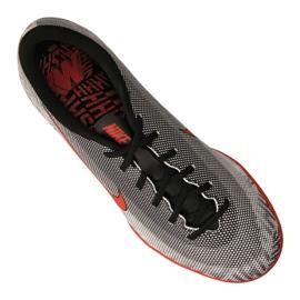 Indoor shoes Nike Jr Vapor 12 Academy Gs Njr Ic Jr AO9474-170 grey grey 3
