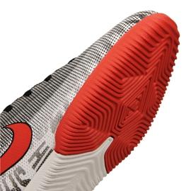 Indoor shoes Nike Jr Vapor 12 Academy Gs Njr Ic Jr AO9474-170 grey grey 5